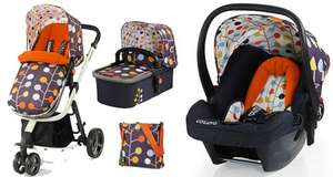Cosatto Giggle 2 Travel System AND matching Hold Infant Car Seat - Fable £330 at Mothercare