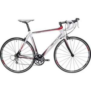 Ventura CP50 700c 22 Inch  and 23 inch Carbon fibre Pro Road Bike - Unisex.  At Argos for £399.99