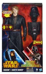 star wars anakin to darth vader figure £5.99 @  walsall clearance bargains store