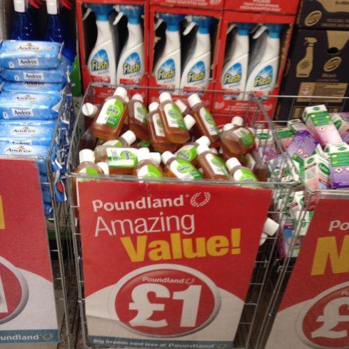 £1.00 Dettol Antiseptic Disinfectant Liquid (500ml) @ Poundland