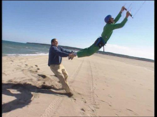 Stunt Kite 100cm x 60cm 50m line £3.99 @ Home Bargains
