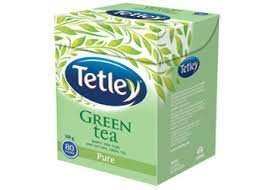 Tetley green tea 80 bag £1 in poundland