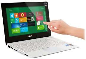 Asus X102BA Touch Laptop Windows 8 + Office 2013 £159 @ Ebuyer