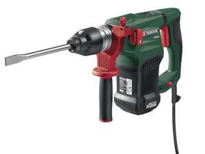 SDS-Plus Hammer drill 1500W plus accessories £39.99 @ Lidl from Thursday 20th August