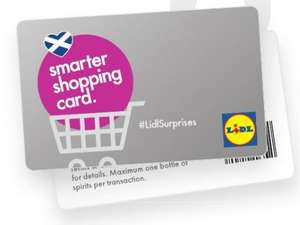 Lidl - Spend £25 and get £5 off (Scotland only)