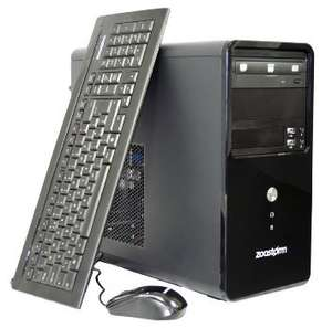 Zoostorm i5-4460, 4GB RAM, 500GB HDD £201.83 @ Misco (BRAND NEW NEVER USED OPEN BOX)