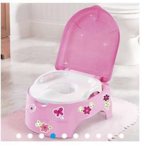Summer infant all in one pink potty only £6.40 @ tesco