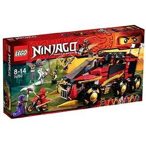 Lego Ninjago 70750 Ninja DB - £36.49 @ Amazon