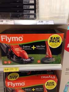 Flymo Easi Pack Lawnmower +mini Strimmer  £35 @ Tesco Northallerton Store