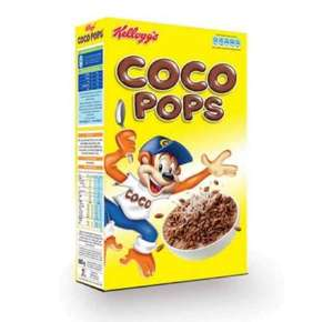 Kellogg's coco pops 550g £1.34 @ Iceland