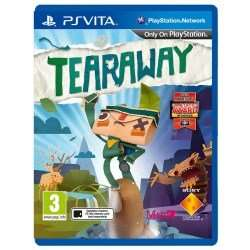 Tearaway (PS Vita) £10.15 Delivered @ Direct TVs