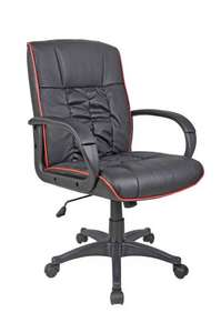 Cow split leather computer office chair - £29.99 delivered @ ebay/retail-zone