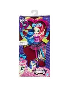 my little pony equestria girls £6.50 @ Wilkos
