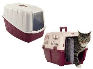 Pet Carrier or Cat Litter Tray £8.99 Each @ Lidl from Thursday 20th
