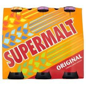 6 Pack Supermalt 330ml £2.50 at Asda and Morrisons