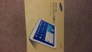 Samsung Tab 3 10.1 £79 at Tesco (whitehaven)