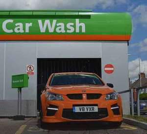 Free Car Wash - My Vauxhall Website (Vauxhall owners!)