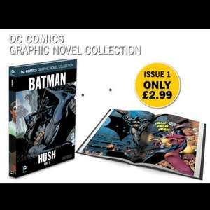DC Graphic Novel Issue 1 £2.99 instore @ Newsagents/Book Stores