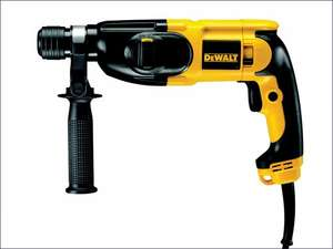 DeWalt D25013K SDS Plus 3 Mode Combi Hammer Drill & Case 650 Watt 110 Volt - Deal from PAM Ties £89.99 + £8.40 p&p (£98.39)