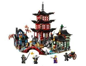 70751 Temple of Airjitzu (VIP members) £169.99 @ Lego