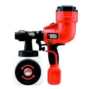 Black & Decker Paint Sprayer £24.99 B&M