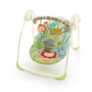 Bright Stars Up, Up and Away Portable Baby Swing £30.00 @ Tesco instore