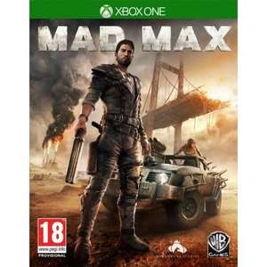 Mad Max . ps4 and Xbox one  £33.75 @ the game collection