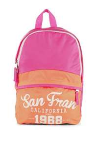 Esprit kids school bags for £9.99 various colours @ esprit.co.uk