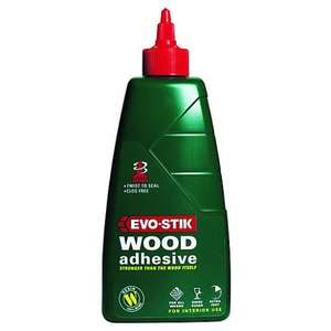 Evo-Stik resin wood adhesive £5.49 for 1L @ Wickes
