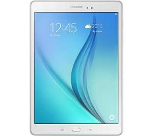 "Samsung Galaxy Tab A Tablet, Android, 9.7"", 16GB, Wi-Fi & 4G LTE, White £249.95 @ John Lewis"