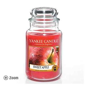 Large Sweet Apple Yankee Candle £10.80 plus £4.95 delivery or free if spending over £50 @ Housing Units