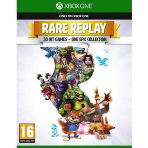 Rare Replay Xbox One - £15.95 @ The Game Collection