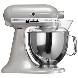 KitchenAid Artisan Mixer with free Food Processor attachment, Glass Bowl and Joseph Chopping Boards @ Harts of Stur - £348.95