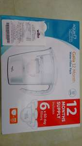 Aqua Optima 2.25L £5 with 12 month supply @ Wilko