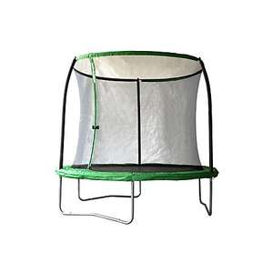 8ft trampoline with enclosure... £47 + £5 Delivery (£52) @ B&Q
