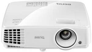 BenQ TW526E/DLP WXGA 3200 ANSI Projector, HD Ready, 3D, HDMI, VGA, 16:10 Ratio £229.99 @ Amazon
