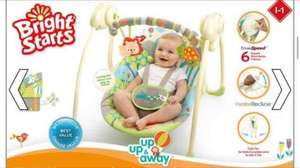 bright starts swings £20 @ Tesco