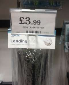 Folding Fishing Net £3.99 at Home Bargains