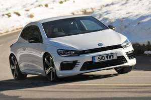 "VW Scirocco R - 280bhp - heated leather seats, sat nav, 19"" alloys, bluetooth phone prep, parking sensors, dynamic chassis control, climate control etc. - £2400 deposit & £175 per month - 2 year lease - 10k miles pa @ G2L"