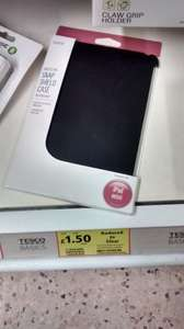 iPad mini snap shield case £1.50 @ Tesco Whiteley
