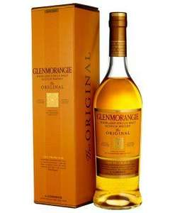 Glenmorangie 70cl for £25.10 on Amazon