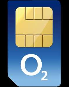 O2 SIM Only - Unlimited minutes/texts and 2gb 4G Data (£4.13 p/m after Cashback) at Mobiles.co.uk