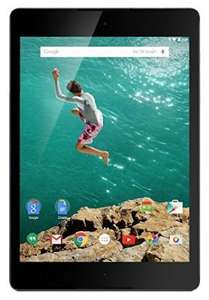 Google Nexus 9 (16GB,White/Black)  £184.99 (Beat My Price offering)  £157 after Topcashback