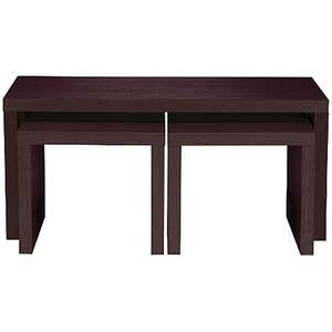 Ancona long john coffee table @ George at Asda - £41.95 Delivered