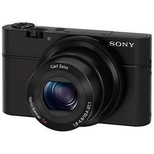 Sony RX100 Mark 1 £279 now with Double cashback £219 after cashback @ John Lewis