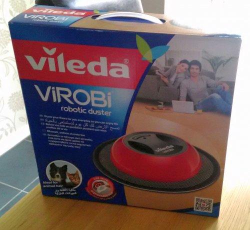 Vileda Virobi Robotic Duster £20 @B&Q