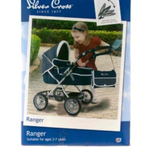 £29.99 silver cross ranger dolls pram @ b&m stores