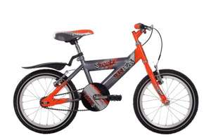 "Sunbeam Streetz 16"" Kids' Bike, Designed by Raleigh £50 @ Tesco Direct"