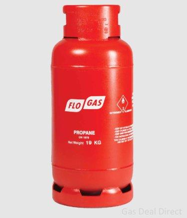 19kg Propane Gas Cylinder £27.99 delivered @ Gasdeal (no deposit required)