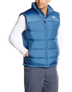 North Face Men's Nuptse 2 Vest Ensign Blue (Medium) - £38.79 @ Amazon